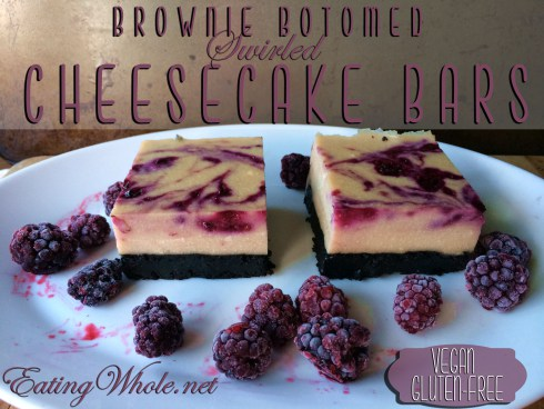 Brownie Cheesecake Bar 1